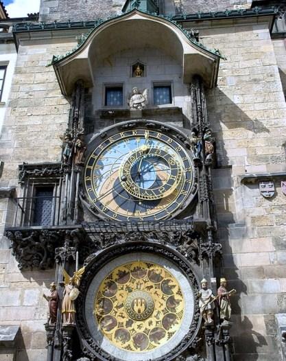 Архитектурные красоты Праги